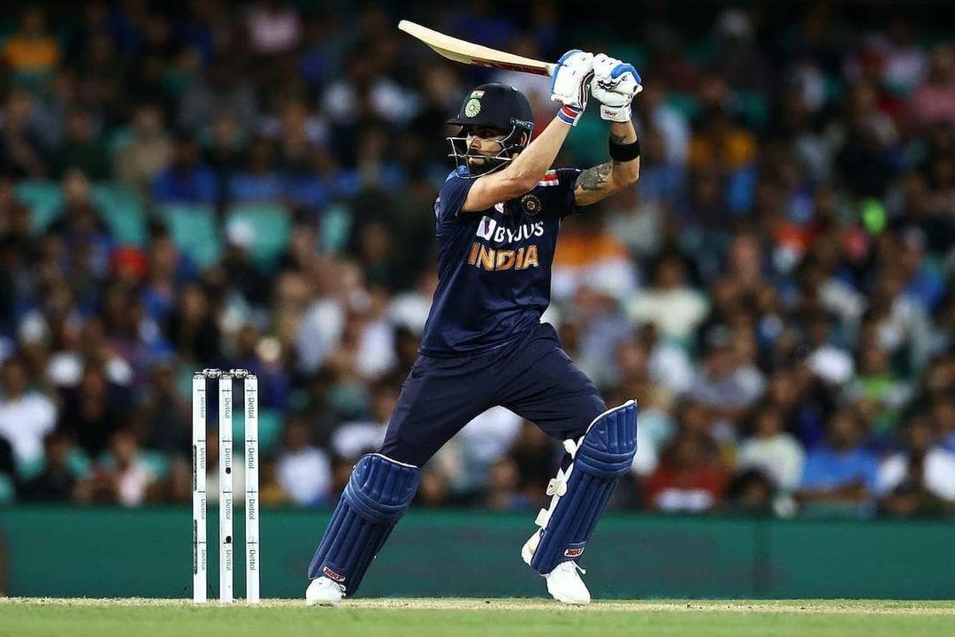 Virat Kohli Best Cricketer in the world 2021
