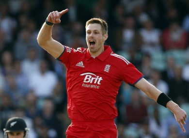 Tallest Cricketer
