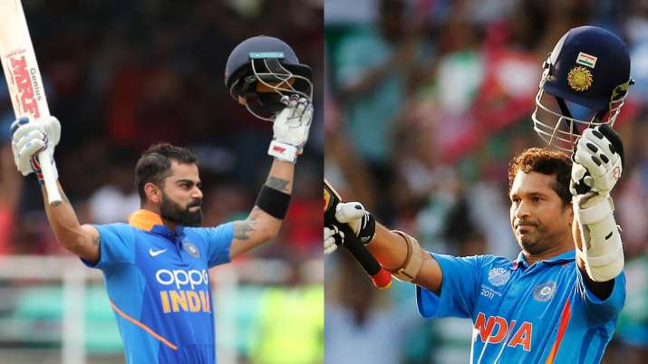 Virat or Sachin who is best